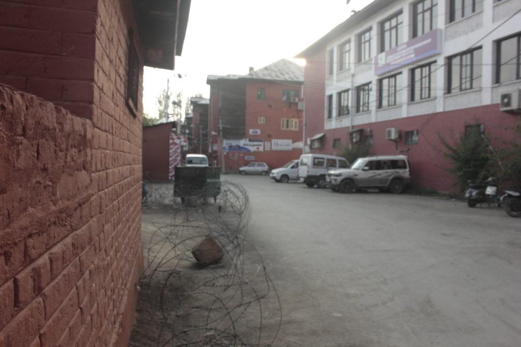 Press Enclave Srinagar